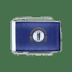 Drapeau avec cordelettes USA US Kentucky - 20 x 30 cm