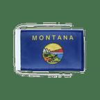 Drapeau avec cordelettes USA US Montana - 20 x 30 cm