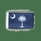 Drapeau avec cordelettes USA US South Carolina - 20 x 30 cm