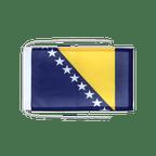 Drapeau avec cordelettes Bosnie-Herzégovine - 20 x 30 cm
