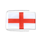 """England St. George - Flag with ropes 8x12"""""""