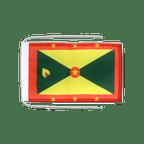 Drapeau avec cordelettes Grenade - 20 x 30 cm