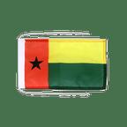 Drapeau avec cordelettes Guinée-Bissau - 20 x 30 cm