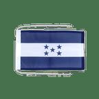 Drapeau avec cordelettes Honduras - 20 x 30 cm