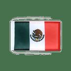 Drapeau avec cordelettes Mexique - 20 x 30 cm