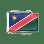 Drapeau avec cordelettes Namibie - 20 x 30 cm