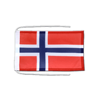Norwegen - Flagge 20 x 30 cm