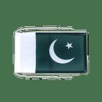 Drapeau avec cordelettes Pakistan - 20 x 30 cm