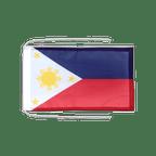 Drapeau avec cordelettes Philippines - 20 x 30 cm