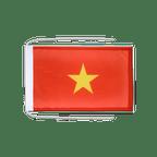 Drapeau avec cordelettes Viêt Nam Vietnam - 20 x 30 cm