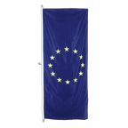European Union EU - Vertical Hanging Flag 80 x 200 cm