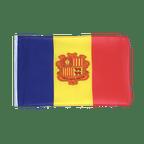 Petit drapeau Andorre - 30 x 45 cm