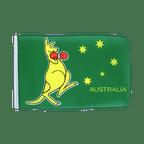 Petit drapeau Kangourou - 30 x 45 cm