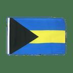 Petit drapeau Bahamas - 30 x 45 cm