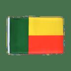 Petit drapeau Bénin - 30 x 45 cm