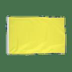 Petit drapeau Jaune - 30 x 45 cm