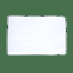Weiße - Flagge 30 x 45 cm