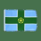 Petit drapeau Derbyshire - 30 x 45 cm