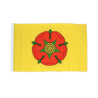 Lancashire new - 12x18 in Flag