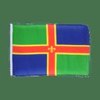 Petit drapeau Lincolnshire - 30 x 45 cm