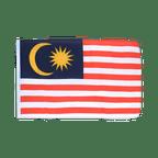 Malaysia - Flagge 30 x 45 cm