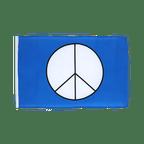 Petit drapeau Symbol de Paix Peace - 30 x 45 cm