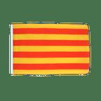 Petit drapeau Catalogne - 30 x 45 cm