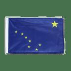 Alaska - 12x18 in Flag