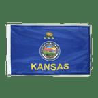 Kansas - Flagge 30 x 45 cm