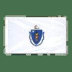 Petit drapeau Massachusetts - 30 x 45 cm