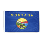 Montana - Flagge 30 x 45 cm