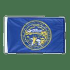 Petit drapeau Nebraska - 30 x 45 cm