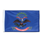 North Dakota - Flagge 30 x 45 cm