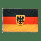 Deutschland Dienstflagge - Hissfahne 100 x 150 cm