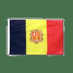 Andorra - Sleeved Flag PRO 2x3 ft