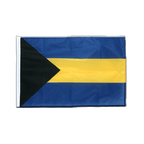Bahamas - Sleeved Flag PRO 2x3 ft