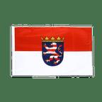 Hessen - Hohlsaum Flagge PRO 60 x 90 cm