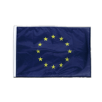 European Union EU - Sleeved Flag PRO 2x3 ft