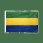 Gabon - Sleeved Flag PRO 2x3 ft