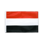 Yemen - Sleeved Flag PRO 2x3 ft