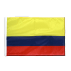 Colombia - Sleeved Flag PRO 2x3 ft