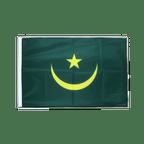 Mauretanien - Hohlsaum Flagge PRO 60 x 90 cm