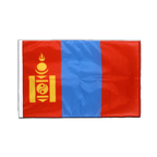 Mongolia - Sleeved Flag PRO 2x3 ft
