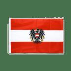 Österreich Adler - Hohlsaum Flagge PRO 60 x 90 cm