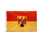 Burgenland - Sleeved Flag PRO 2x3 ft