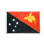 Papua New Guinea - Sleeved Flag PRO 2x3 ft