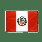 Peru - Sleeved Flag PRO 2x3 ft