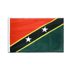 Saint Kitts and Nevis - Sleeved Flag PRO 2x3 ft