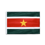 Suriname - Sleeved Flag PRO 2x3 ft