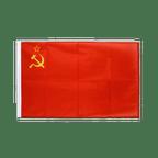 UDSSR Sowjetunion - Hohlsaum Flagge PRO 60 x 90 cm